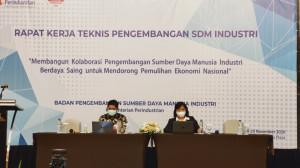 Rakernis BPSDMI : Pengembangan SDM Industri untuk Pemulihan Ekonomi Nasional